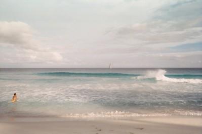 Grande Anse à La Digue, Seychelles